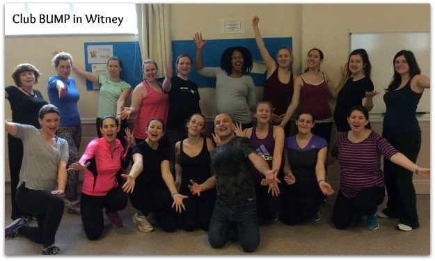 Witney Zumba 4 Bump Edited